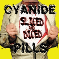 Sliced And.. -Coloured--Cyanide Pills-LP