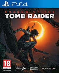 Shadow Of The Tomb Raider-Sony PlayStation 4