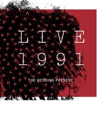 Live 1991-Wedding Present-CD