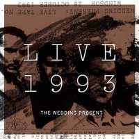 Live 1993-Wedding Present-CD