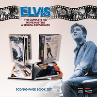 Complete 50's.. -CD+Book--Elvis Presley-CD
