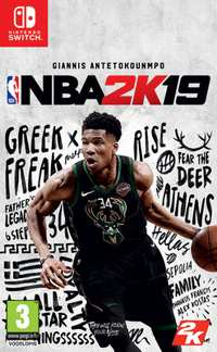 Nba 2K19-Nintendo Switch