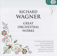Great Orchestral Works-R. Wagner-CD