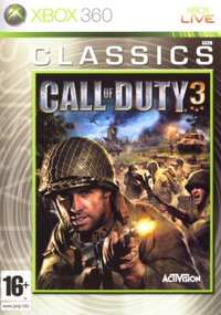 Call Of Duty 3-Microsoft XBox 360