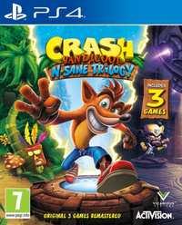 Crash Bandicoot - Nsane Trilogy-Sony PlayStation 4