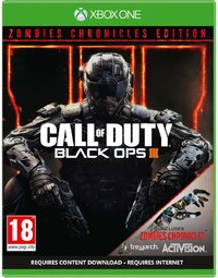 Call Of Duty – Black Ops 3  (Zombie Chronicles)-Microsoft XBox One