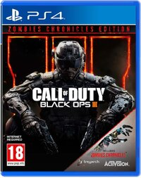 Call Of Duty – Black Ops 3  (Zombie Chronicles)-Sony PlayStation 4
