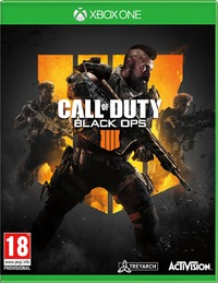 Call Of Duty - Black Ops 4 -Microsoft XBox One