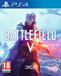 Battlefield 5-Sony PlayStation 4