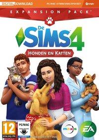 De Sims 4 - Honden En Katten-PC CD-DVD