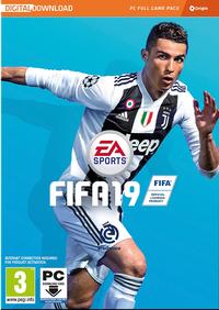 Fifa 19-PC CD-DVD