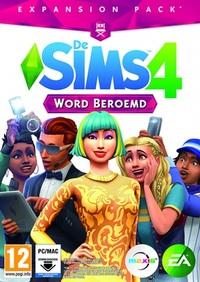 De Sims 4 - Word Beroemd (Code In A Box)-PC CD-DVD