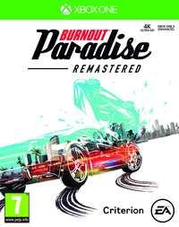 Burnout Paradise - Remastered-Microsoft XBox One