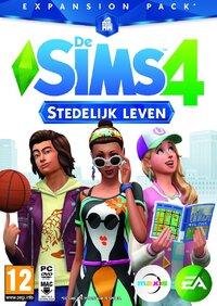 De Sims 4 - Stedelijk Leven (Windows + Mac) (Code In A Box)-PC CD-DVD