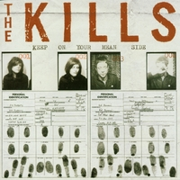Keep On Your Mean Side-Kills-CD
