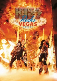 Kiss - Rocks Vegas/Live At The Hard Rock Hotel-DVD