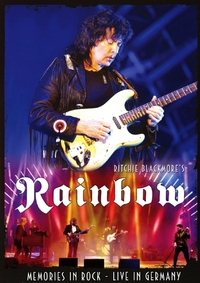 Ritchie Blackmore's Rainbow - Memories In Rock: Live In Germany-DVD