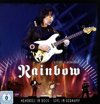 Ritchie Blackmore's Rainbow - Memories Of Rock: Live In Germany-DVD