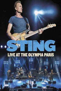Sting - Live At The Olympia Paris-DVD