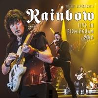 Live In Birmingham 2016-Ritchie Blackmore's Rainbow-CD