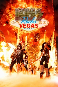 Kiss Rocks Vegas - Live At The Hard Rock Hotel (DVD+2LP)-DVD