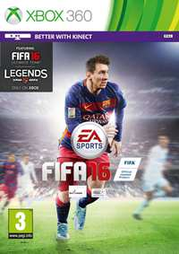 Fifa 16-Microsoft XBox 360