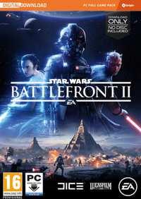 Star Wars - Battlefront II-PC CD-DVD