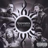 Live And Inspired-Godsmack-CD
