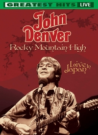 John Denver - Live In Japan-DVD