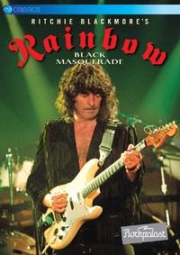 Ritchie Blackmore's Rainbo - Black Masquerade-DVD