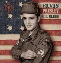 G.I. Blues -Coloured/LTD--Elvis Presley-LP