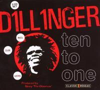 Ten To One -Digi--Dillinger-CD