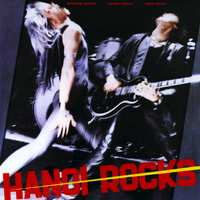 Bangkok Shock/Siagon Shak-Hanoi Rocks-CD