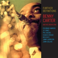 Further Definitions-Benny Carter-CD