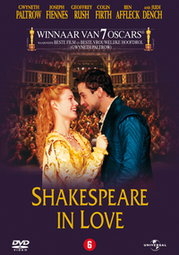 Shakespeare In Love-DVD