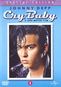 Cry Baby-DVD