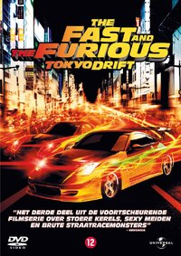 The Fast And The Furious 3 - Tokyo Drift-DVD