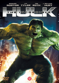 The Incredible Hulk (2008)-DVD