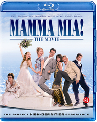 Mamma Mia! The Movie-Blu-Ray