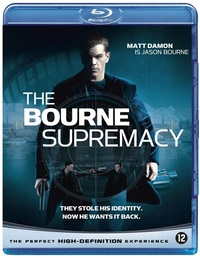 The Bourne Supremacy-Blu-Ray
