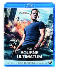 The Bourne Ultimatum-Blu-Ray