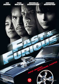 Fast & Furious (2009)-DVD