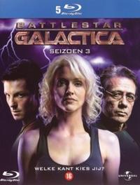Battlestar Galactica - Seizoen 3-Blu-Ray