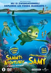 Sammy's Avonturen - De Geheime Doorgang-DVD