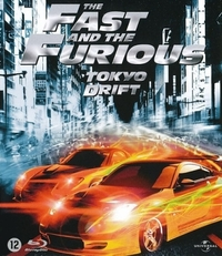 The Fast And The Furious 3 - Tokyo Drift-Blu-Ray