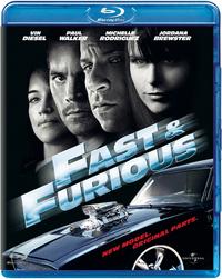 Fast & Furious (2009)-Blu-Ray