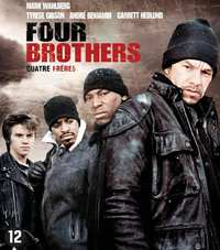 Four Brothers-Blu-Ray