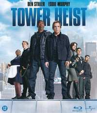 Tower Heist-Blu-Ray