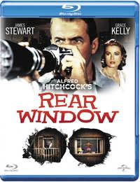 Rear Window-Blu-Ray