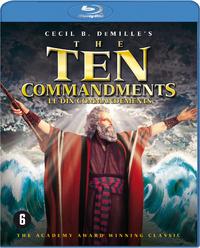 The Ten Commandments-Blu-Ray